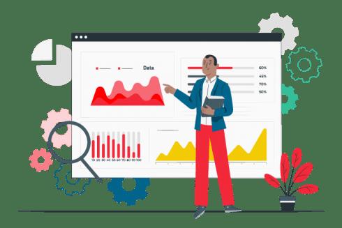Redshanks data story